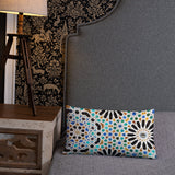 "Rectangular basic decorative cushion ""Granada"""