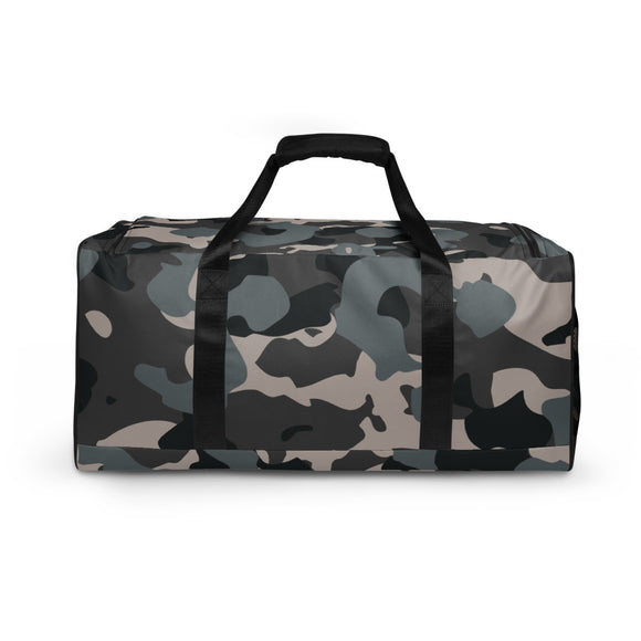 "Travel bag all over ""camo"