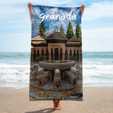 "Beach towel ""Granada"""