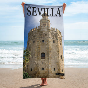 "Beach towel ""Sevilla"""