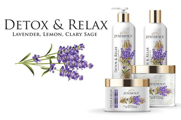 Detox and Relax Collection