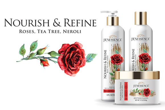 Nourish and Refine Collection