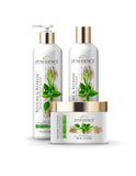 Restore & Refresh Bundle, Body Wash, Lotion and Scrub Bundle Set (Mint, Eucalyptus, Rosemary)