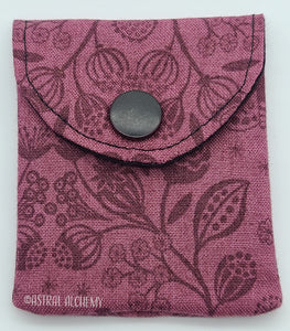 Mini Pendulum Pouch - Persphone Meadows
