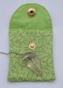 Mini Pendulum Pouch - Spring Time Vibes