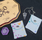 Load image into Gallery viewer, Mini Pendulum Pouch - Faerie Dust