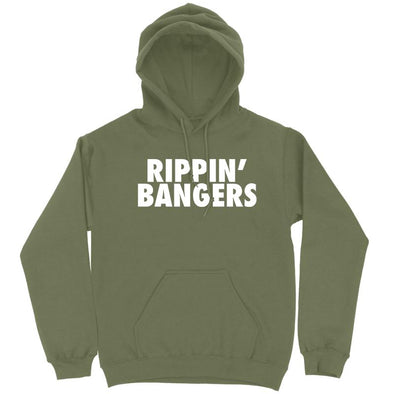 Rippin Bangers Hoodie