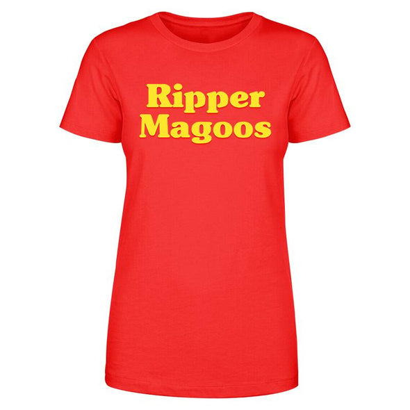 Ripper Magoos Womens Apparel
