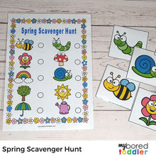 Load image into Gallery viewer, Spring Printable Pack