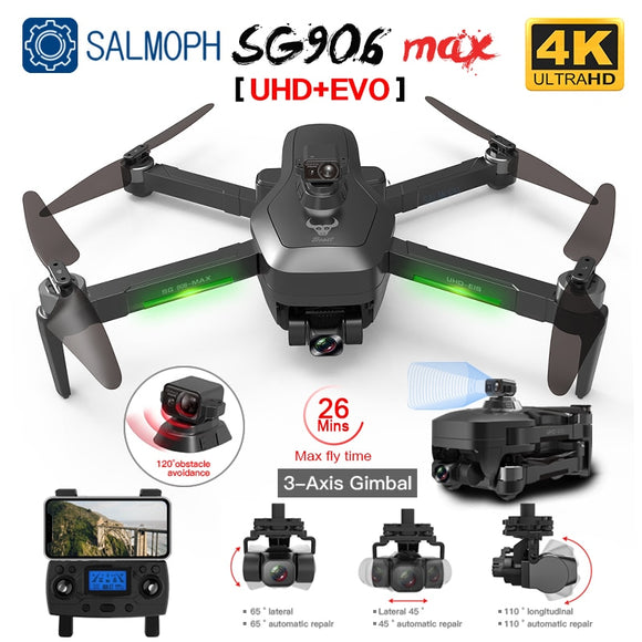 GPS Drone with Wifi 4K Camera
