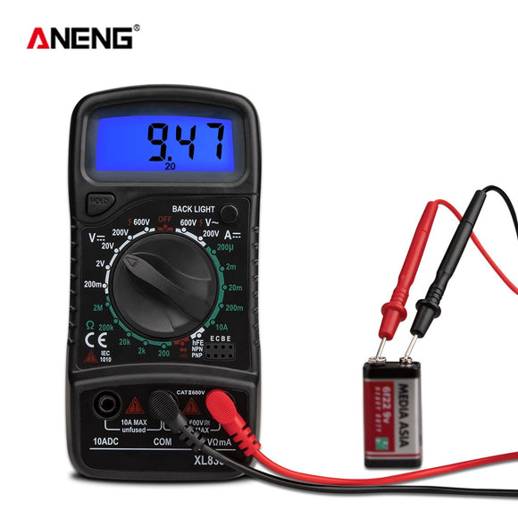 Digital Multimeter Esr Meter Testers Automotive
