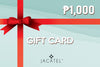 Jacatel Gift Cards