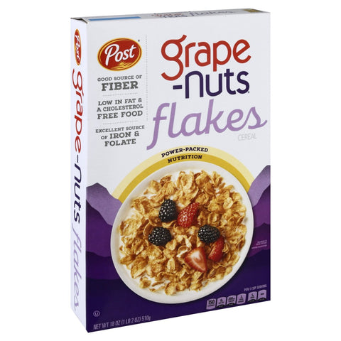 post grape nuts flakes 510gr