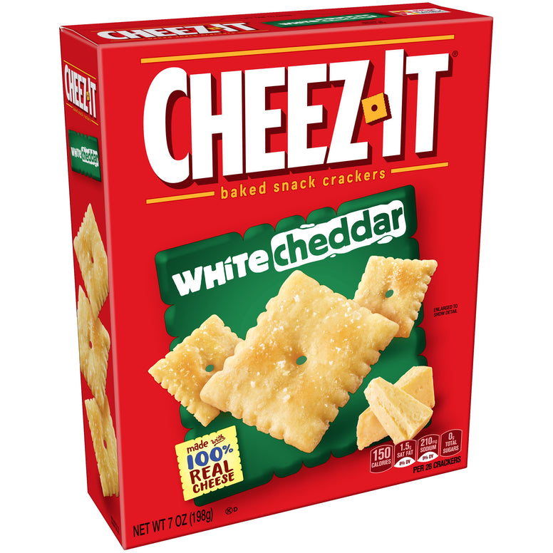 Cheez-It White Cheddar 40gr