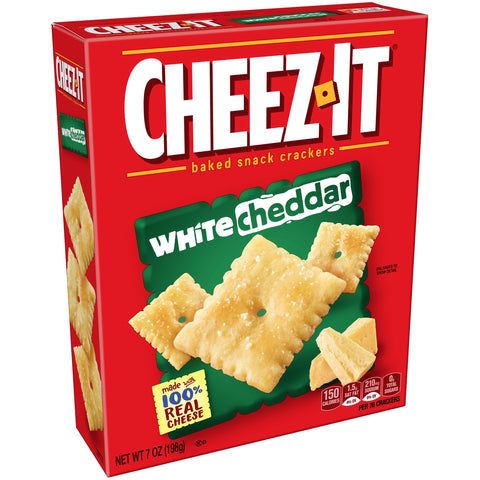 Cheez-It White Cheddar 200gr