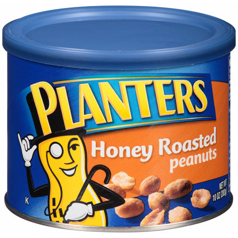 Planters Honey Roasted 340gr