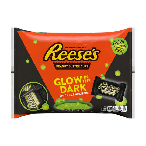 hershey reese's glow in the dark 260gr