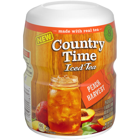 Country Time Iced Tea Peach