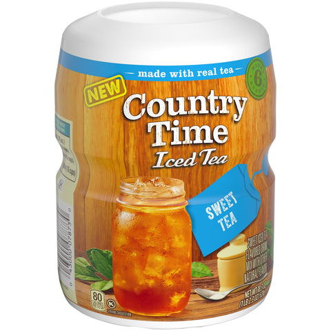 Country Time Iced Tea