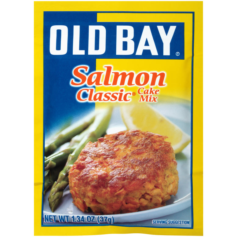 old bay salmon classic mix 35gr