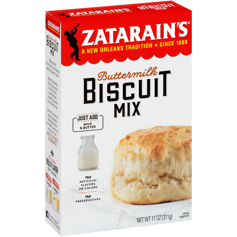 zatarain Buttermilk Biscuit Mix 310gr