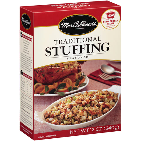 Mrs Cubbison Traditional Stuffing 340gr