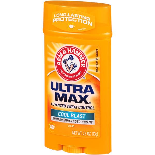 arm & hammer ultra max cool blast 75gr