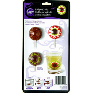 Wilton Eyeball Lollipop Mold