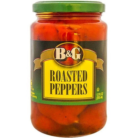 B&G Roasted Pepper 670gr