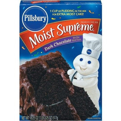 Pillsbury Dark Chocolate Mix