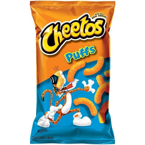 Cheetos Corn Puffs UK (8x13gr)