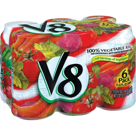 V8 Vegetable Juice (low sodium)