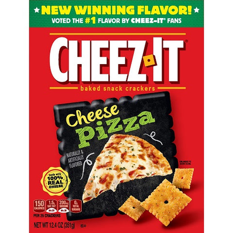 Cheez it pizza 310gr
