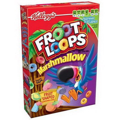 Kellogg's Froot Loops Marshmallow 300gr