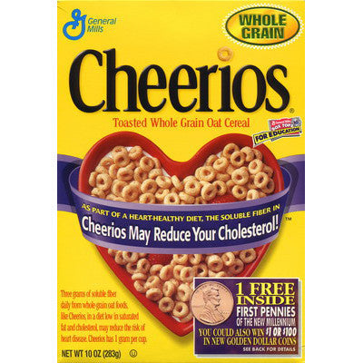 Cheerios (570gr) Large Box