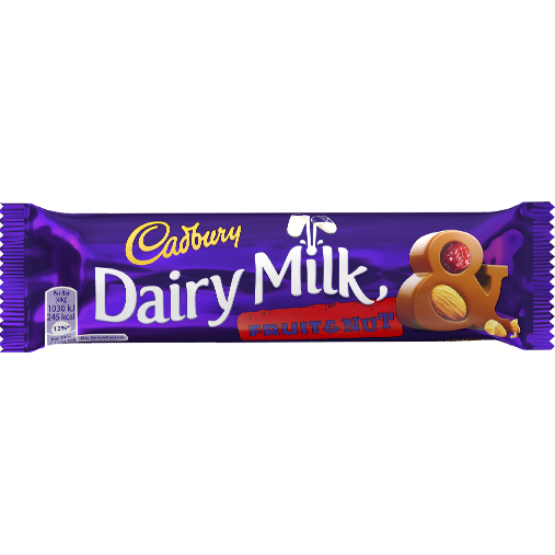 Cadbury Fruit & Nut 49gr