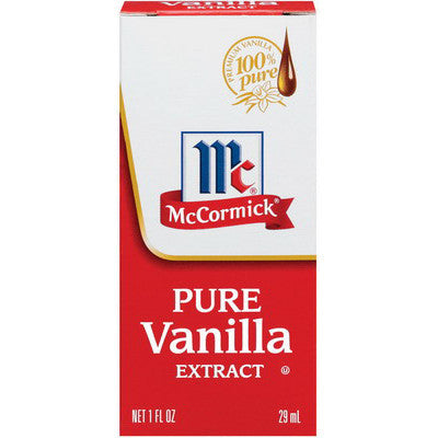 McCormick Pure Vanilla Extract (30ml)