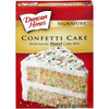 Duncan Hines Confetti Cake (470gr)