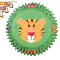 Wilton Baking Cups Jungle Pals Minis