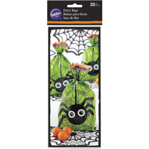 Wilton Spider Treat Bags 20pcs
