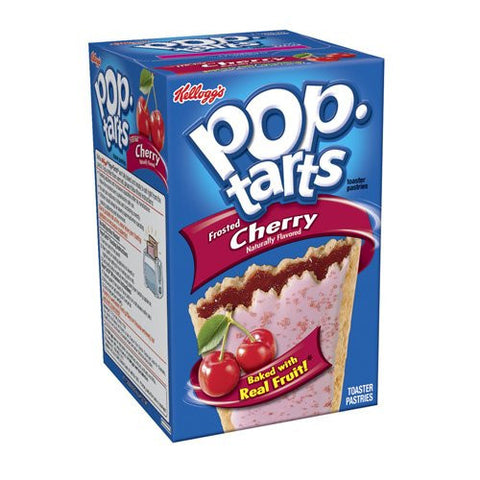Kellogg's Pop Tart Frosted Cherry