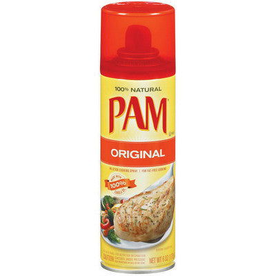PAM Original Veg Spray 170gr