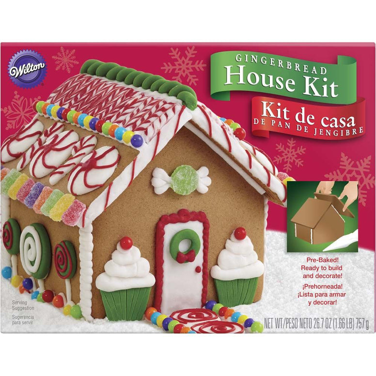 Wilton Gingerbread Small House 760gr