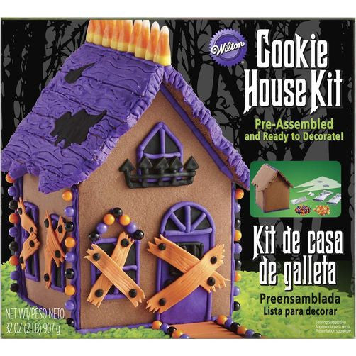 Wilton Haunted Cookie House (910gr)