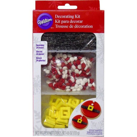 Wilton Santa Belt Kit 24pcs(135gr)