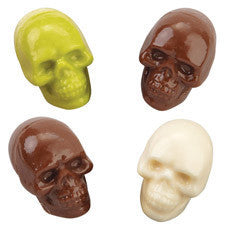 Wilton 3D Skull Candy Mold