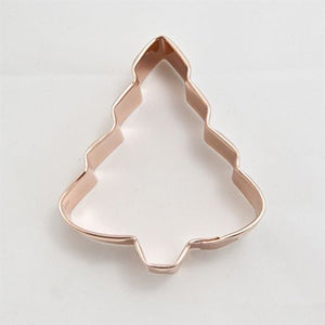 wilton christmas tree copper cutter