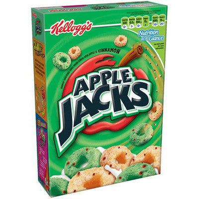 Kellogg's Apple Jack (340gr)