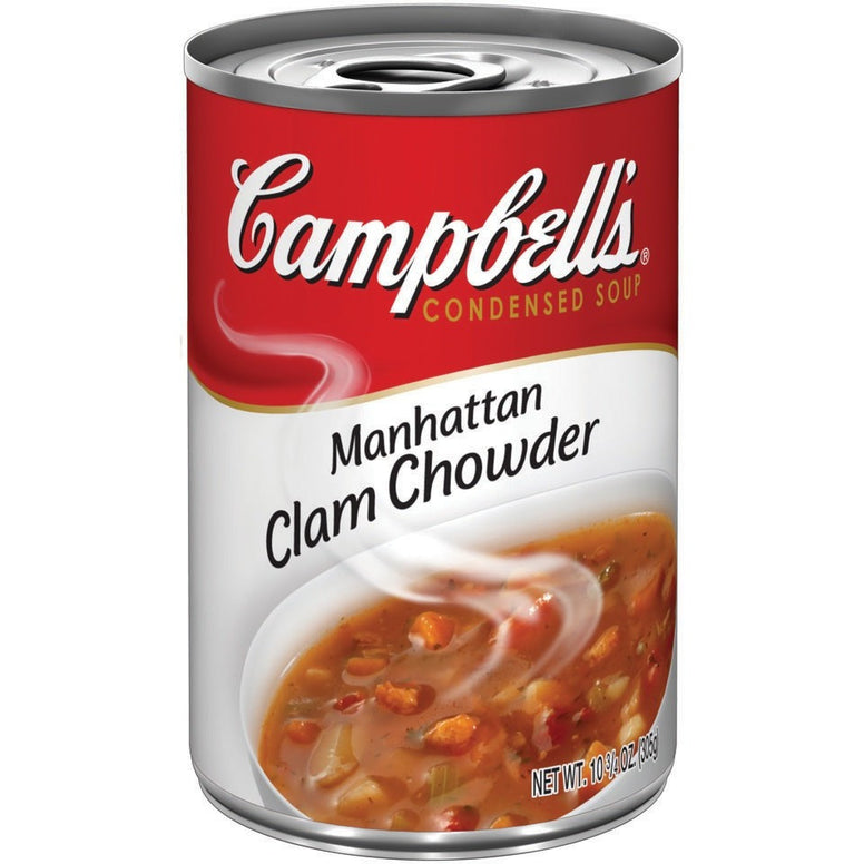 Campbell's Manhattan Clam Chowder