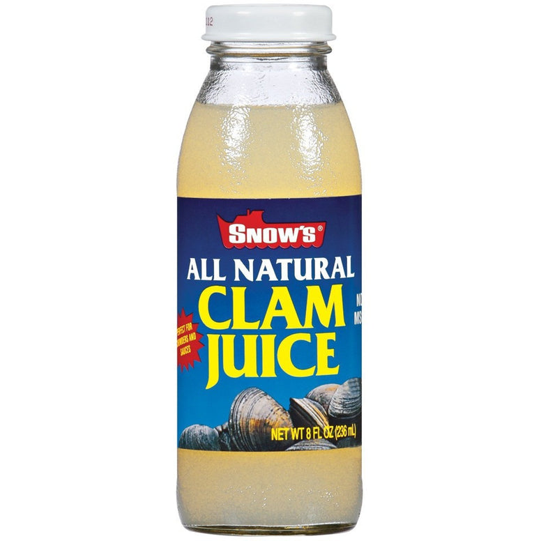 Snow's Clam Juice